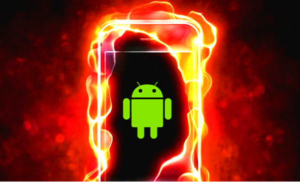 Fix Android Phone Overheating