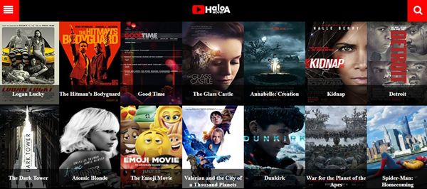 Haloa Movies is one of the top best Vumoo Alternative Sites for You.