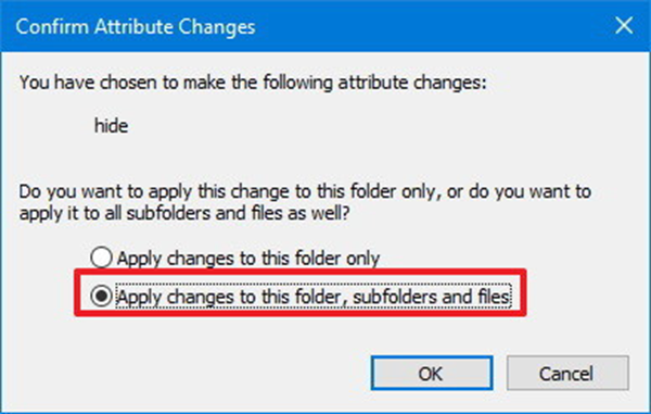 How to Hide Images on PC Using File Explorer