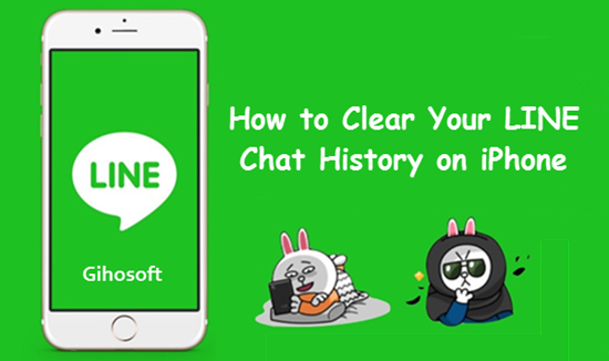 How to Permanently Delete Line Messages and Chat History on iPhone