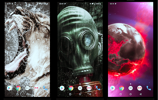 Live Wallpapers 3D is best Free 3D & HD Live Wallpaper Apps for Android.