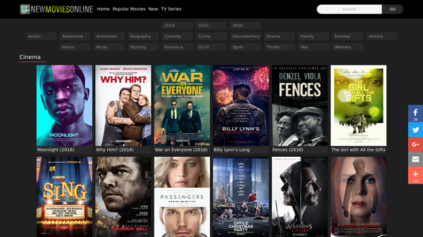 NewMoviesOnline is one of the top best Vumoo Alternative Sitesto Watch and Download Movies.