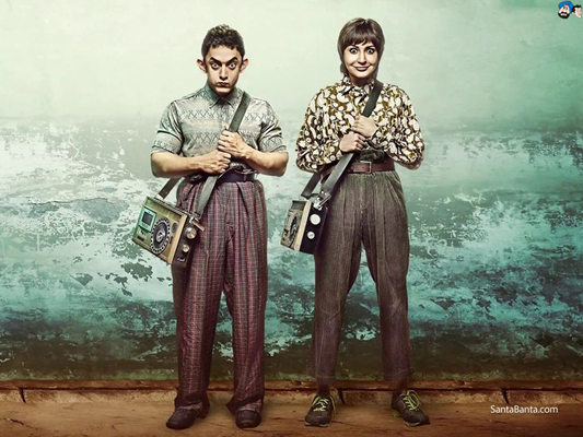 PK is one of Top Best Bollywood Movies for You to Watch and Download.