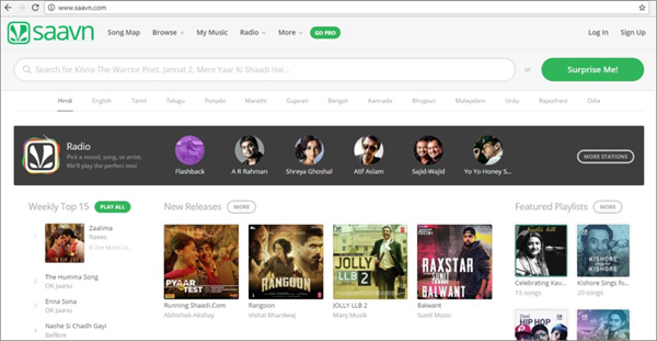 10 Best Sites to Download Hindi MP3 Songs 2019