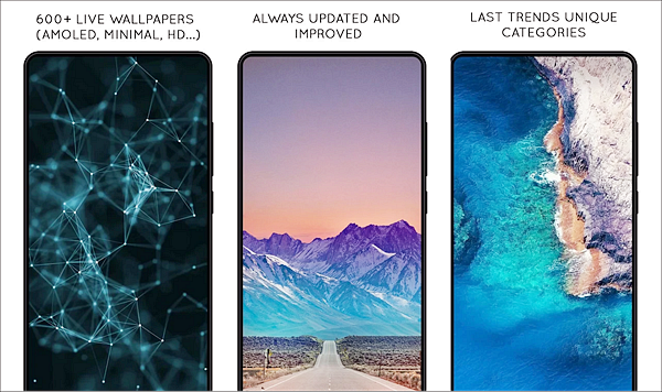 3d Wallpapers For Android Phones: 10 Best Live Wallpaper Apps For Android In 2019