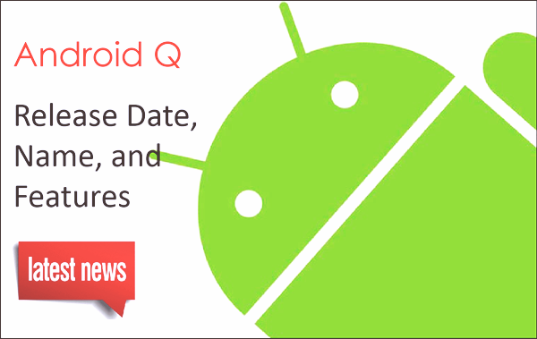 Android 10 Q is Coming.