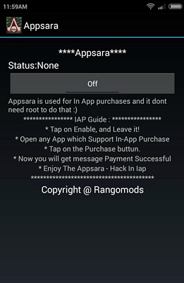 How to Get Free in App Purchases on Android without Root
