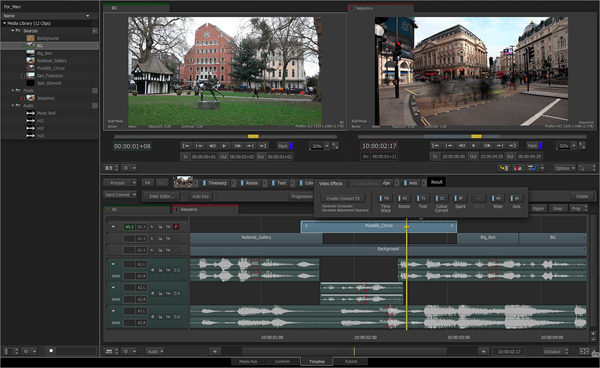 Autodesk Smoke is one of the Top Best After Effects Alternative Software.
