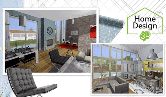 Home Design 3D Gold is one of the Top Interior Designing Apps for iPad.