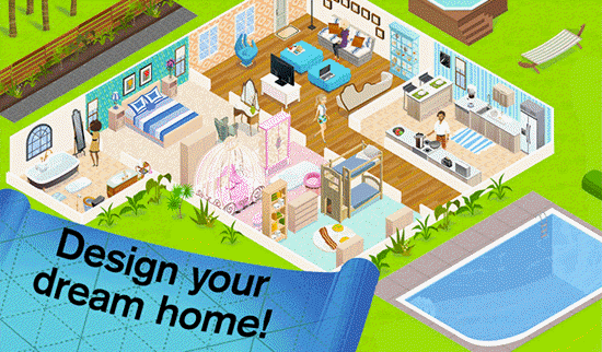 Home Design Story is one of the Top Interior Designing Apps for iPad.