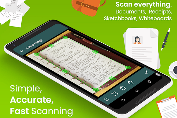 Clear Scan is one of the best Free Document Scanner Apps for Android.