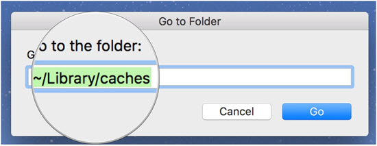 Delete Cache from Mac 'Other' Folder
