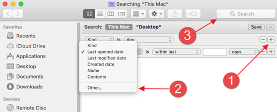 Use Smart Folder Finder to Clear Mac 'Other' Storage