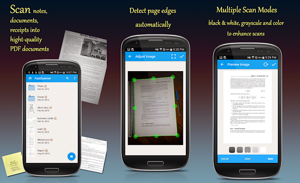 7 Best Document Scanner Apps for Android in 2019