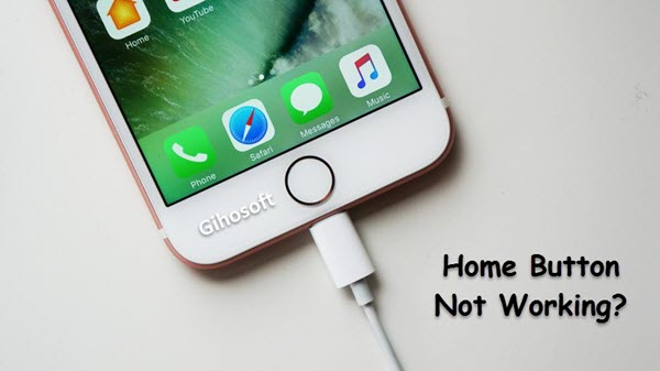 How to fix iPhone or iPad Home Button Not Working