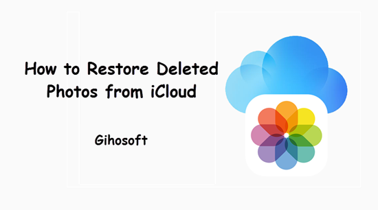 How to restore Deleted Photos from iCloud to iPhone.
