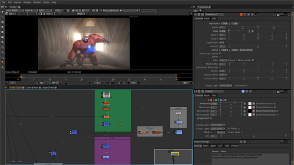 Natron is one of the Top Best After Effects Alternative Software.