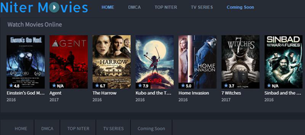 Niter Movies is best Streaming Websites Like PrimeWire.