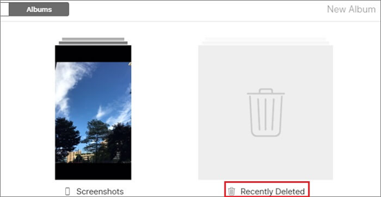 How to Recover Deleted iPhone Photos from Recently Deleted in iCloud
