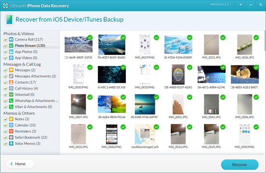 How to Retrieve Photos from iCloud without Restoring iPhone.