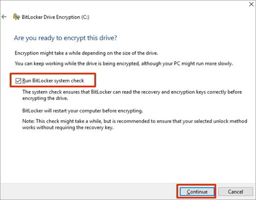 Using bitlocker to Get Photos Encrypted Before Uploading to Cloud with BitLocker.