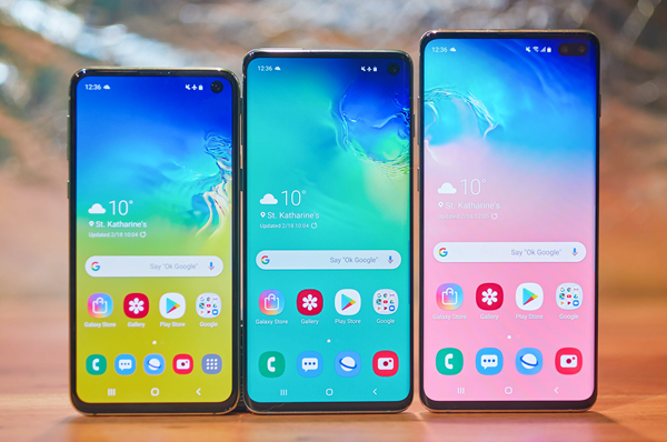Samsung Galaxy S10 5G is 5G Mobile Phones.