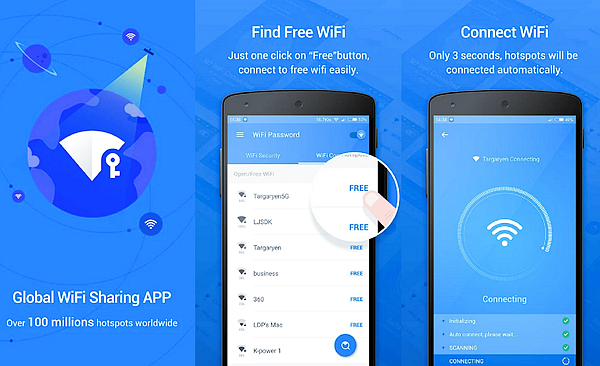WiFi Password is one of the best Free WiFi Password Hacker Apps for Android.