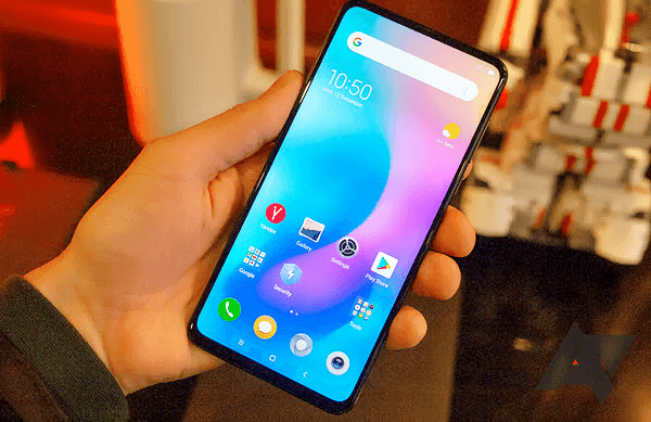 Xiaomi Mi Mix 3 is 5G Mobile Phones.