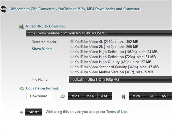 youtube 4k video downloader online