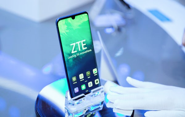 ZTE Axon 10 Pro is 5G Mobile Phones.