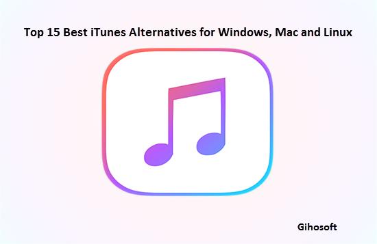 Best iTunes Alternatives.