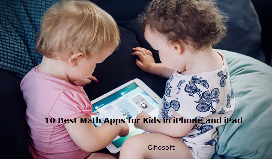 Best Math Apps for Kids in iPhone