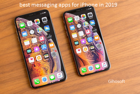 Best Free Text Messaging Apps for iOS in 2019.