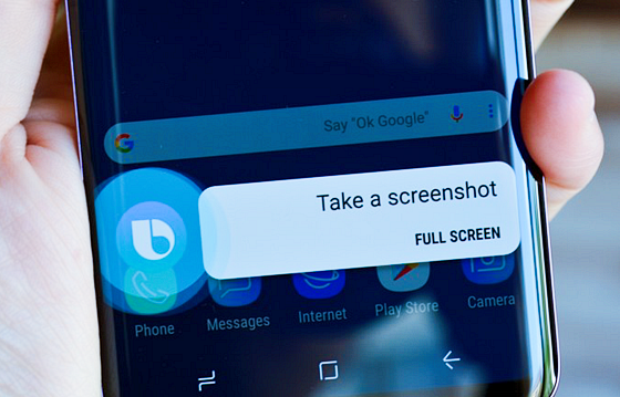 5 Easy Ways to Take a Screenshot on Samsung Galaxy S10/S9/S8
