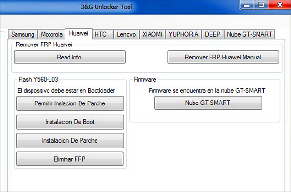 D&G Password Unlocker Tool is one of the top FRP Bypass APKs for Android.