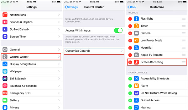 How to Record WhatsApp Video Call on iPhone