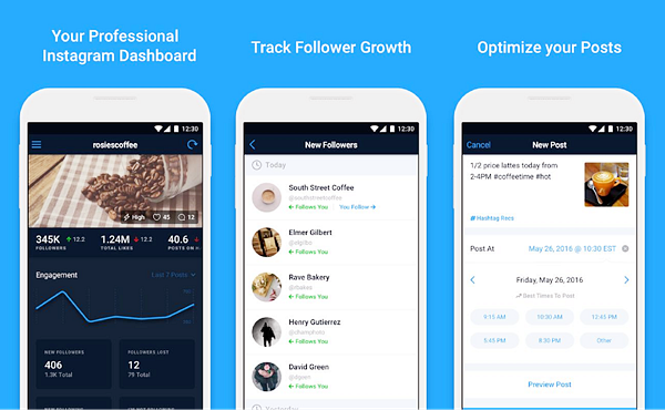 Followers+ is onf of the best Instagram Follower Apps You Need to Download.