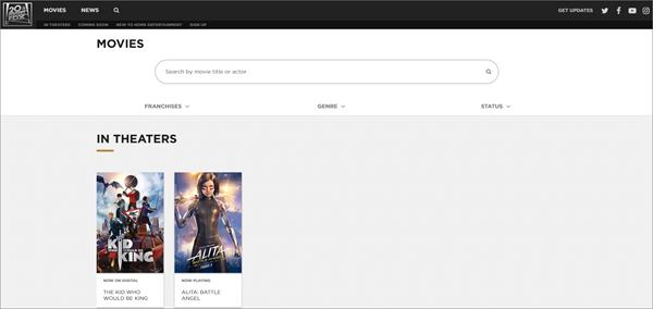 Fox Movies is one of the top best Rainierland Alternative Websites to Watch Movies.