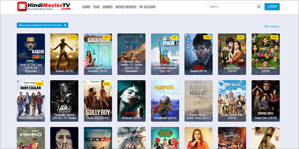 Hindi Movies Online is one of the top best Bolly4uHD Alternative Websites Providing Blue-Ray Movies.