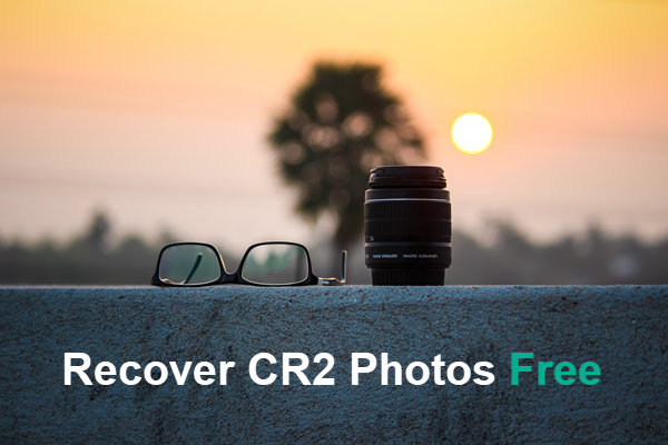How to Recover Canon CR2 Pictures