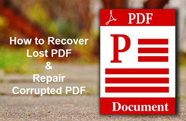 How to Recover Deleted PDF.