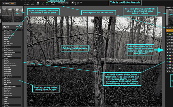 LightZone is one of the top alternatives to Adobe Lightroom.