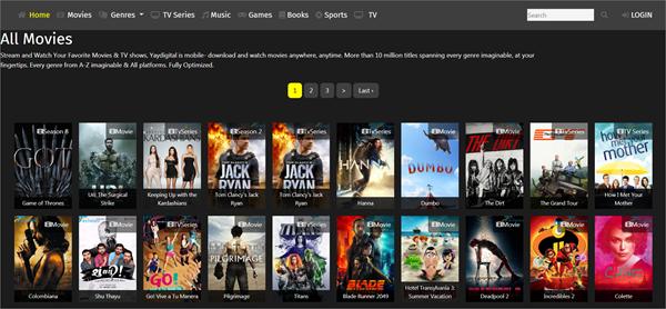 MovieWorldTV24 is one of the top best Rainierland Alternative Websites to Watch Movies.