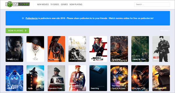 Putlocker.kz is one of the top best Rainierland Alternative Websites to Watch Movies.