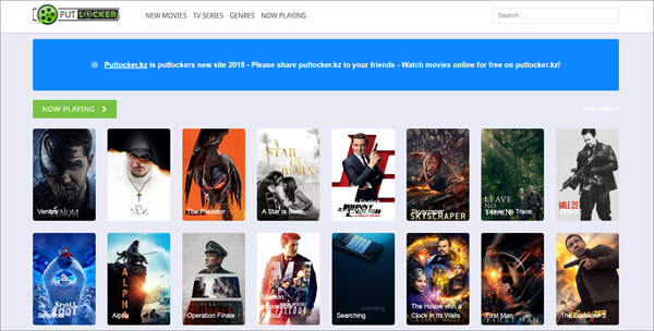 Putlocker.kz is one of the top best Bolly4uHD Alternative Websites Providing Blue-Ray Movies.