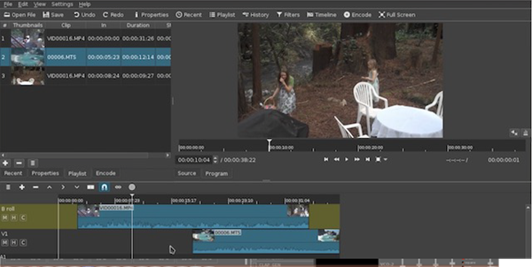 Shotcut is one of the top best Video Editing Software.