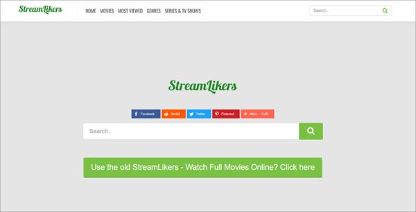 StreamLikers is one of the top best Rainierland Alternative Websites to Watch Movies.