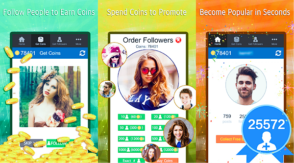 Turbo Followers is onf of the best Instagram Follower Apps You Need to Download.