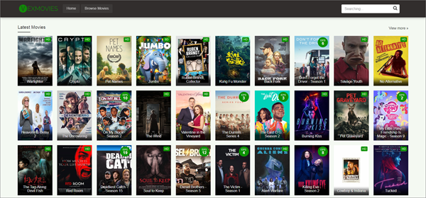 VexMovies is one of the top best Project Free TV Alternative Websites for Free Video Streaming.