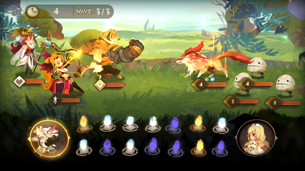 Sdorica Sunset is one of the best Free HD Games for Android.